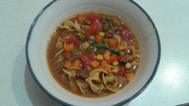 hamburger-soup-picture