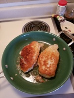 Frying Pork Chops